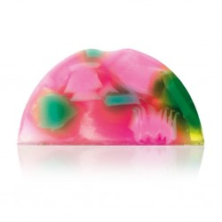 Jabón de glicerina Rose Fantasy ciclamen +/- 90gr
