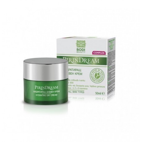 Crema Facial de Dia Super Hidratante PIRIN DREAM COMPLEX 50 ml