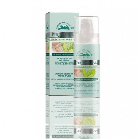 Serum Facial Anti – Arrugas Miltiactive PIRIN DREAM 30 ml