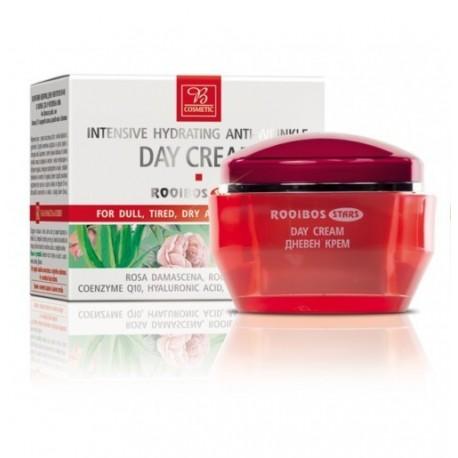 Crema Facial de Día Hidratante y Reparadora ROOIBOS STAR 50 ml