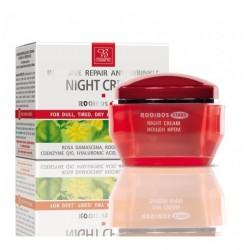 Crema de Noche Intensa – Antioxidante ROOIBOS STAR 50 ml