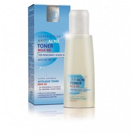 Tónico Tratamiento Anti – Acné BILLE - GD 100 ml