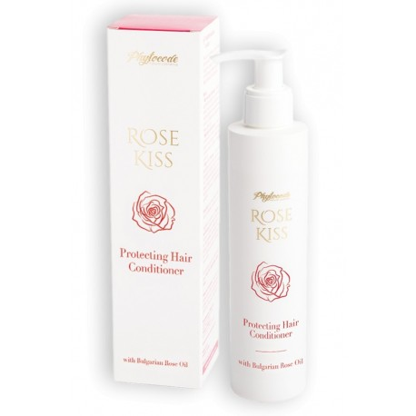 Acondicionador protector de pelo Rose Kiss 200 ML