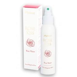Agua de Rosas Rose Kiss 100 ml 100% composicion natural sin conservantes