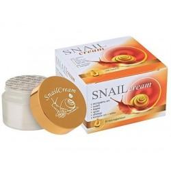 Crema facial regeneradora con extracto de caracol 24 horas hidratación 30 ml
