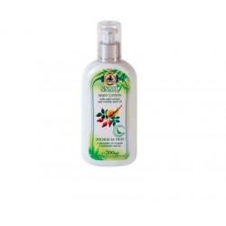 Loción corporal con extracto de caracol y aceite de escaramujos efecto anti estrías 200 ml
