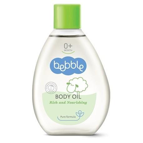 Aceite corporal para bebes Bebble 150 ml