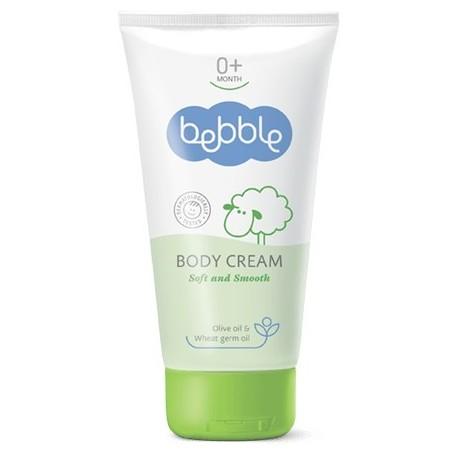 Crema corporal para bebes Bebble 150 ml