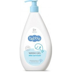 Gel de ducha para bebes Bebble 400 ml