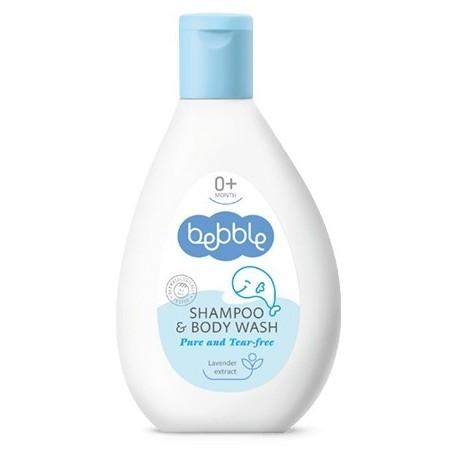 Champú y gel de ducha para bebes Bebble 200 ml