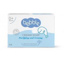 Jabón crema para bebes Bebble 75 gr