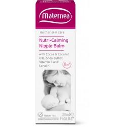 Bálsamo nutriente y calmante para pezones durante el embarazo Maternea 20 ml