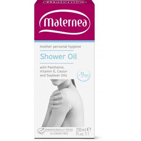 Aceite de ducha para embarazadas Maternea 210 ml