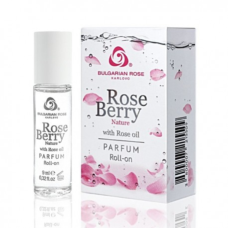 PERFUME ROLL – ON ROSE BERRY NATURE