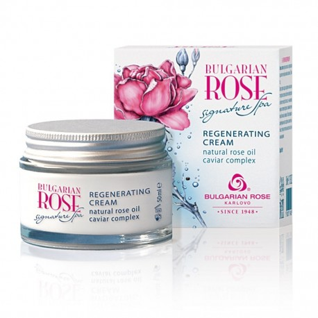 CREMA REGENERADORA BULGARIAN ROSE SIGNATURE SPA 50 ML
