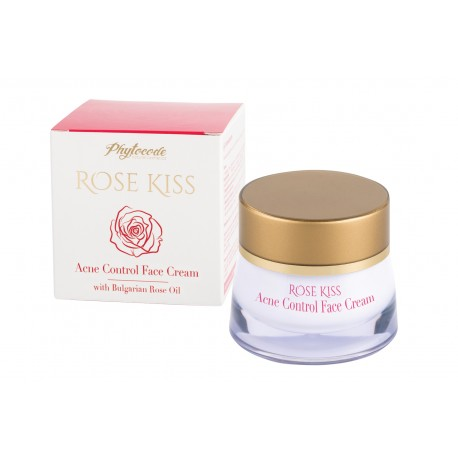 Crema facial anti – acné Rose Kiss 50 ML