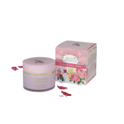 Crema facial reparadora Argán y Rosa con aceite de Rosas 100 ml