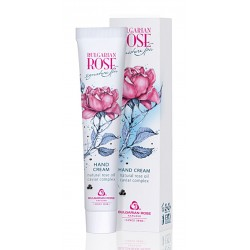 Crema de manos Signature Spa con aceite de Rosas 50 ml