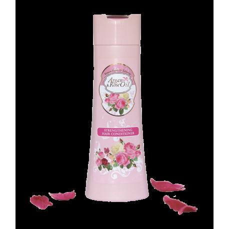 Acondicionador Fortificante para Cabello Argán y Rosa 250 ml