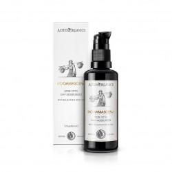 Crema facial hidratante de día Bio Damascena con aceite de Rosas 50ml