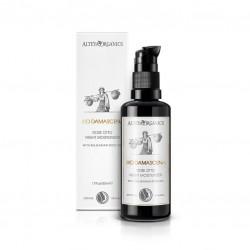 Crema facial hidratante de noche Bio Damascena con aceite de Rosas 50 ml