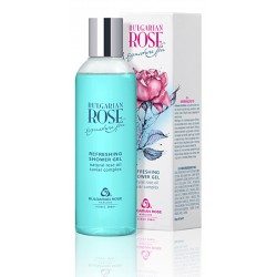 Gel de ducha refrescante Signature Spa con aceite de Rosas 200 ml