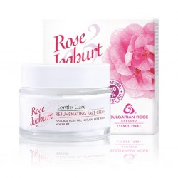 CREMA FACIAL REJUVENECEDORA ROSE YOGUR 50 ML