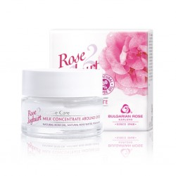 CONTORNO DE OJOS CONCENTRADO LACTEO ROSE YOGUR 15 ML