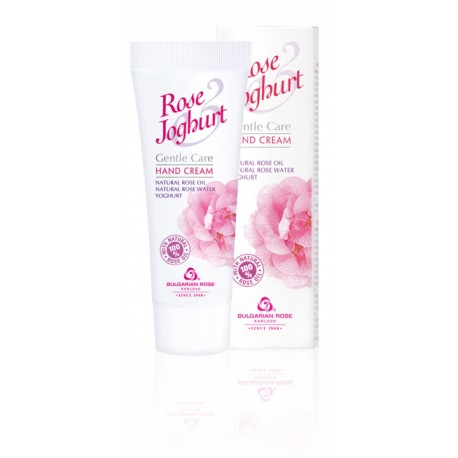 CREMA DE MANOS ROSE YOGUR 75 ML