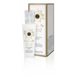 Leche facial limpiadora Lady`s Joy Luxury con aceite de Rosas 160 ml