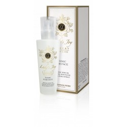 Tonico facial Lady`s Joy Luxury con aceite de Rosas 160 ml