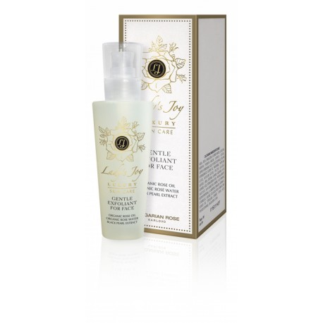 EXFOLIANTE FACIAL DELICADO LADY`S JOY LUXURY DE 160 ML