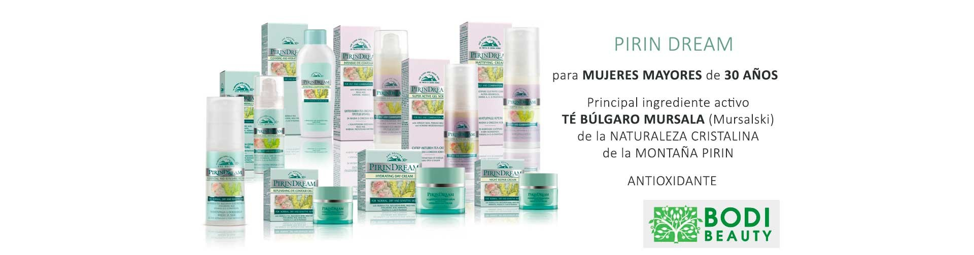 BODI BEAUTY PIRIN DREAM